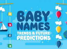 Baby Names Trends and Future Predictions A Mum Reviews