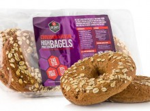 Dr Zak's Cinnamon & Raisin High Protein Bagels Review A Mum Reviews