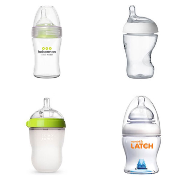 The Best Bottles for Breastfed Babies