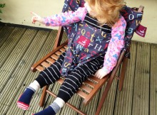 Totseat Portable High Chair Review - For Babies Who Lunch A Mum Reviews