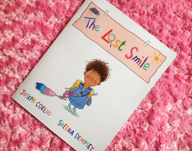 What Makes Children Smile? A Bedtime Story! A Mum Reviews