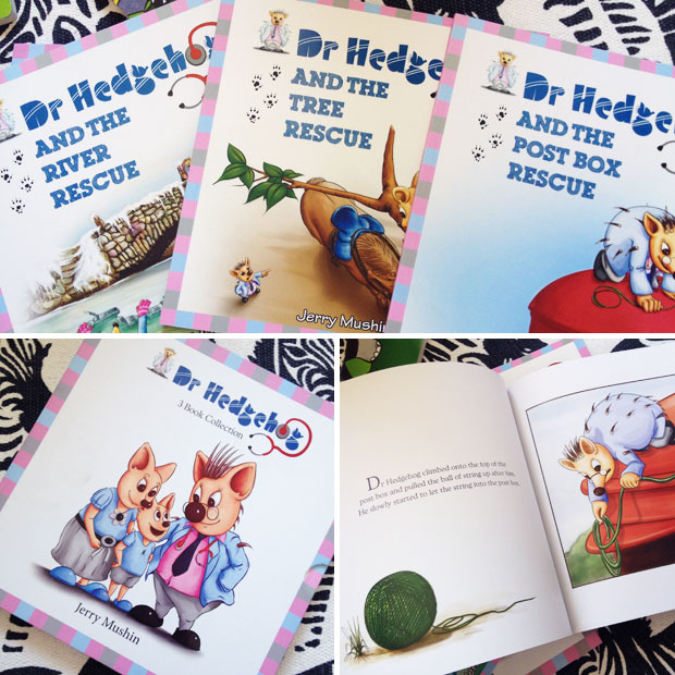 Book Review: Sweet Cherry Publishing Children's Books A Mum Reviews