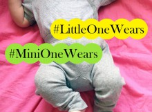 #LittleOneWears / #MiniOneWears - Sense Organics Baby & Kids Clothes A Mum Reviews
