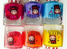 Miss Nella Non-Toxic Peel-Off Nail Polish Review + Giveaway A Mum Reviews