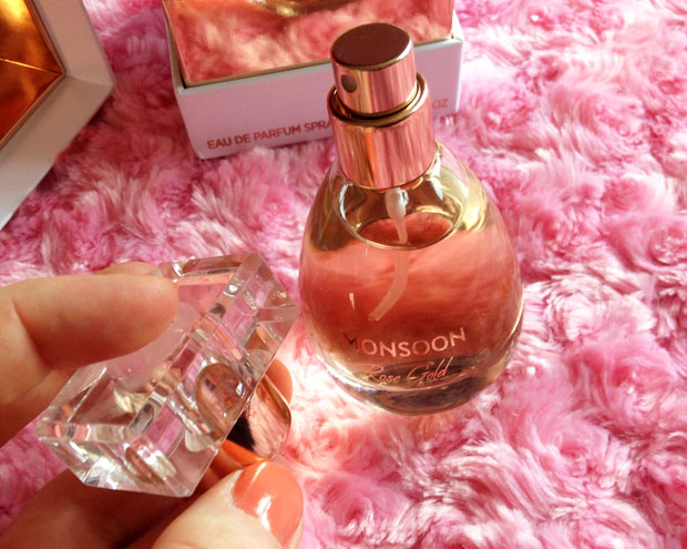 Monsoon Rose Gold Perfume Review A Mum Reviews