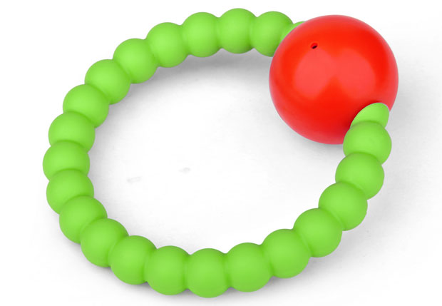 Nibbling Rattle Ring Review - Baby Safe Teething Accessories A Mum Reviews