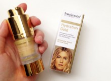 Transformulas Anti-Ageing 23 Carat Hydration Gold Recovery Crème Review A Mum Reviews