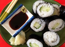 Yutaka Sushi Kit For 2 Review A Mum Reviews