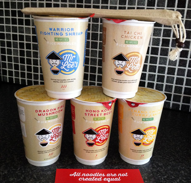 Mr Lee's Noodles Review - All Noodles Are Not Created Equal! A Mum Reviews