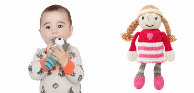 NEWS - Natural Baby Shower Launch One for One Toy Campaign A Mum Reviews