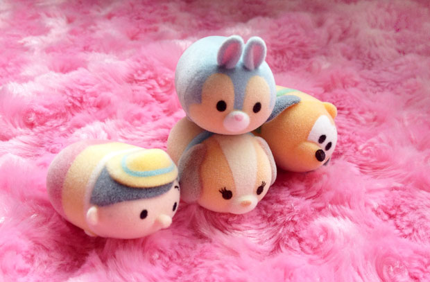 Squishy Toys Craze : TSUM TSUM Squishies Series 2 Review ? Stack! Collect! Trade! - A Mum Reviews
