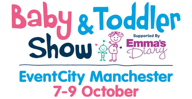Win Tickets to the Baby & Toddler Show in Manchester this October A Mum Reviews