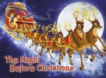 Book Review: The Night Before Christmas by Rose Collins A Mum Reviews