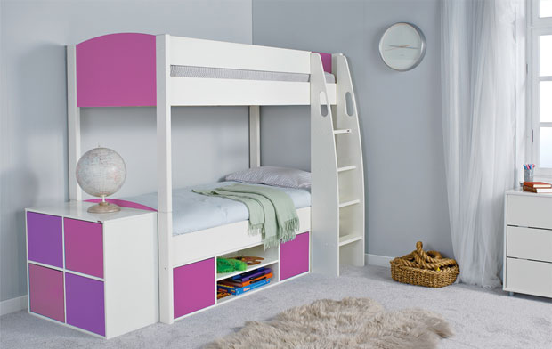 Creating Space & Storage in A Shared Children's Room A Mum Reviews