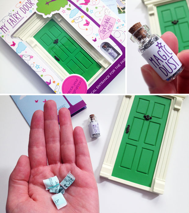 The magic door store my fairy door review a mum reviews for The magic elf door