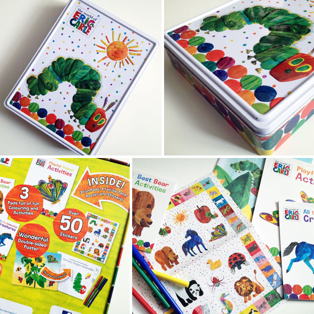 The World of Eric Carle - The Very Hungry Caterpillar Things A Mum Reviews
