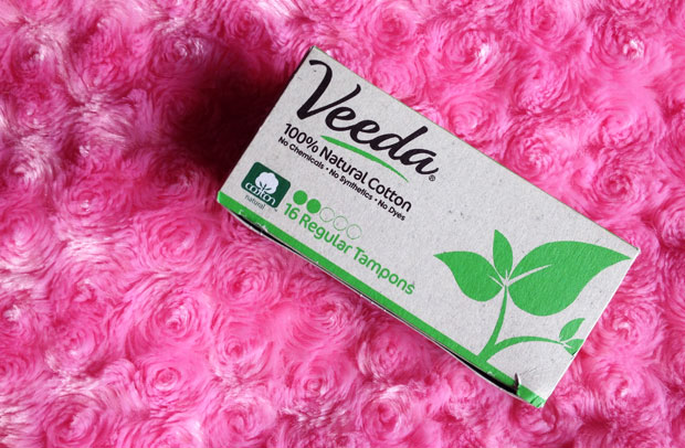 Veeda 100% Natural Cotton Tampons, Towels & Liners A Mum Reviews