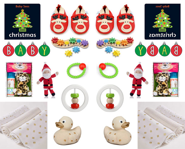Babyu0027s First Christmas Gift Ideas U2013 A Christmas Gift Guide