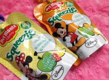 Del Monte Squeezies Review – 100 % Fruit Pouches for Toddlers A Mum Reviews