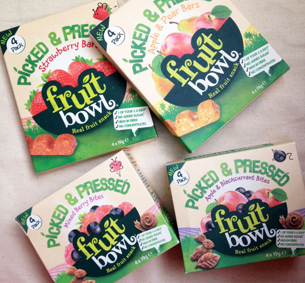 Fruit Bowl Picked and Pressed Snacks Review – Fruit Bars and Fruit Bites A Mum Reviews