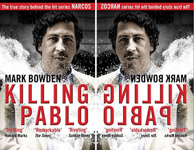 Giveaway: Killing Pablo - The True Story Behind the Hit Series Narcos A Mum Reviews
