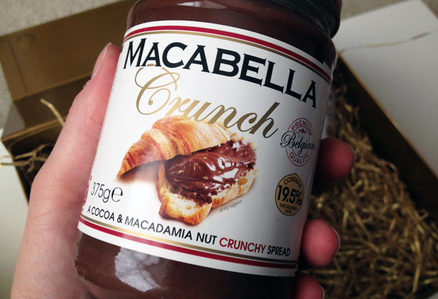 Macabella Choc Macadamia Spread Crunchy & Velvet Review + Giveaway A Mum Reviews