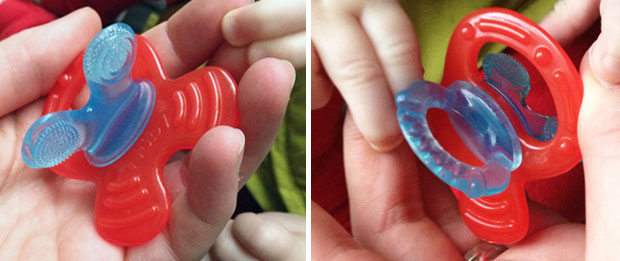 The Best Baby Teether that We Have - Plus It Only Costs £2.49! A Mum Reviews