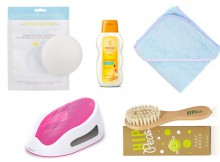 Bathing a Newborn - What Do You Need? | Our Essentials A Mum Reviews