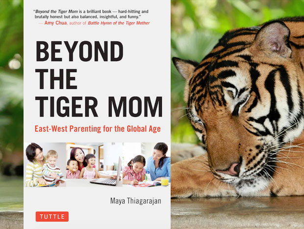 Beyond the Tiger Mom: East-West Parenting for the Global Age A Mum Reviews