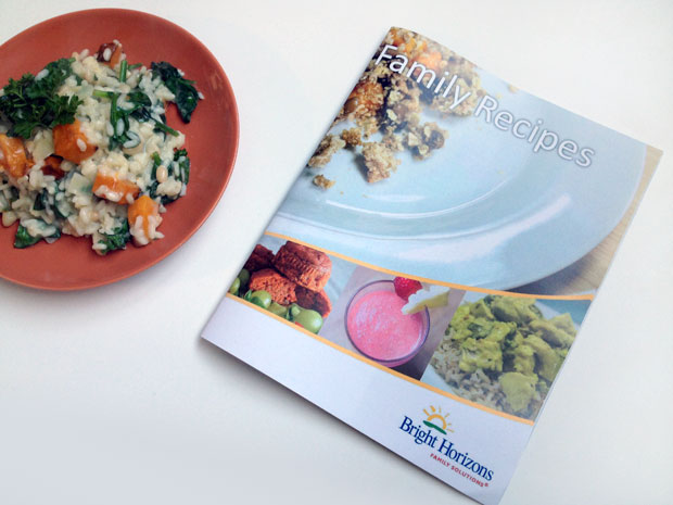 Butternut Squash Risotto Recipe - Bright Horizons Family Recipes A Mum Reviews