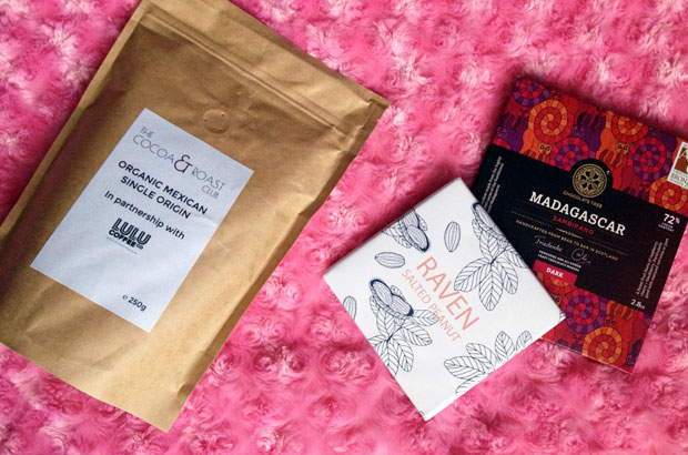 Cocoa & Roast Club Review - A Chocolate & Coffee Subscription A Mum Reviews
