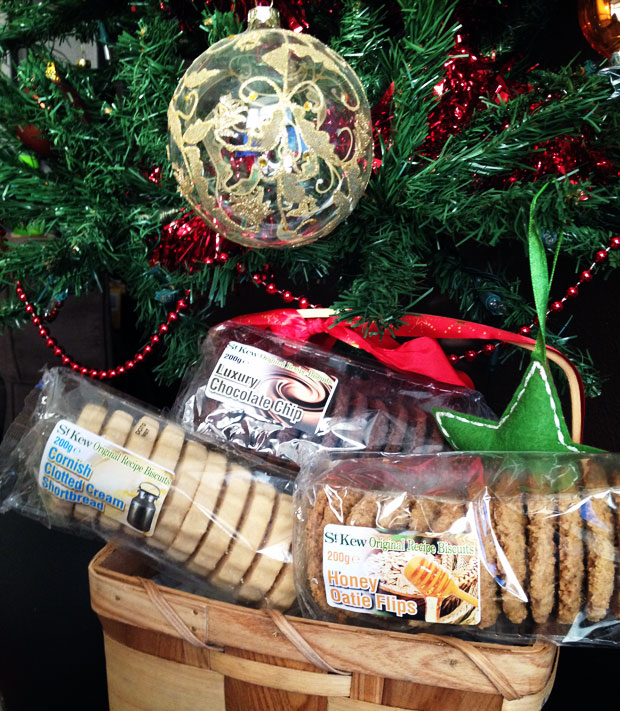 Dobies of Devon Yummy Christmas Goodwill Basket Review A Mum Reviews