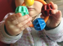 DreamBaby Click Clack Balls Teether Review A Mum Reviews