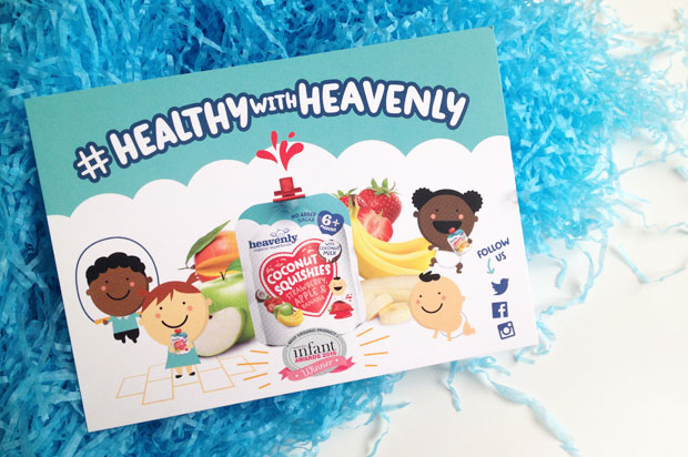 Heavenly Tasty Review - Healthy Organic Baby Food & Snacks A Mum Reviews