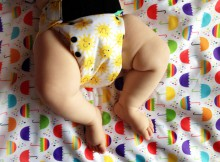 TotsBots Elements Cloth Nappies & Changing Mat Review A Mum Reviews