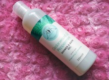 AA Skincare Cedarwood & Peppermint Shower & Bath Gel A Mum Reviews