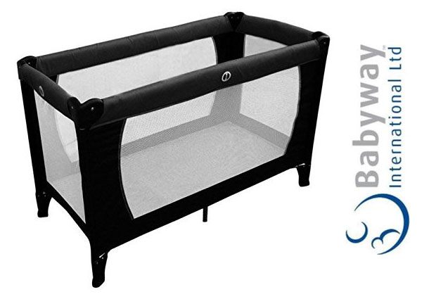 How to Put Up a Babyway Travel Cot + Babyway Classic Travel Cot Review A Mum Reviews