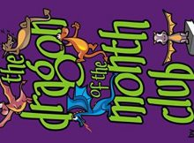 Book Giveaway: The Dragon of the Month Club by Iain Reading A Mum Reviews