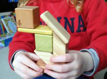 Tegu Magnetic Wooden Building Blocks Review / via Toyella A Mum Reviews