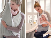 The Original Cuddledry Handsfree Baby Bath Towel Review A Mum Reviews