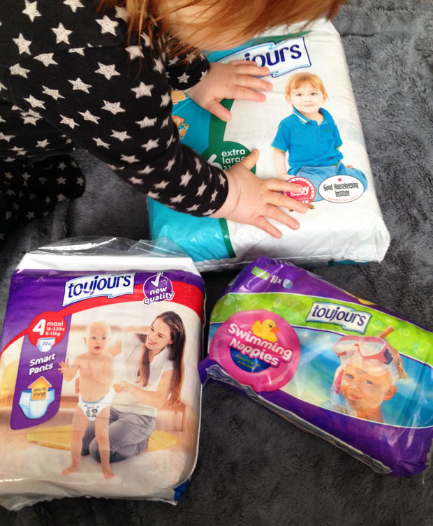 Trying the New Baby Range from Lidle – Food, Nappies & More A Mum Reviews