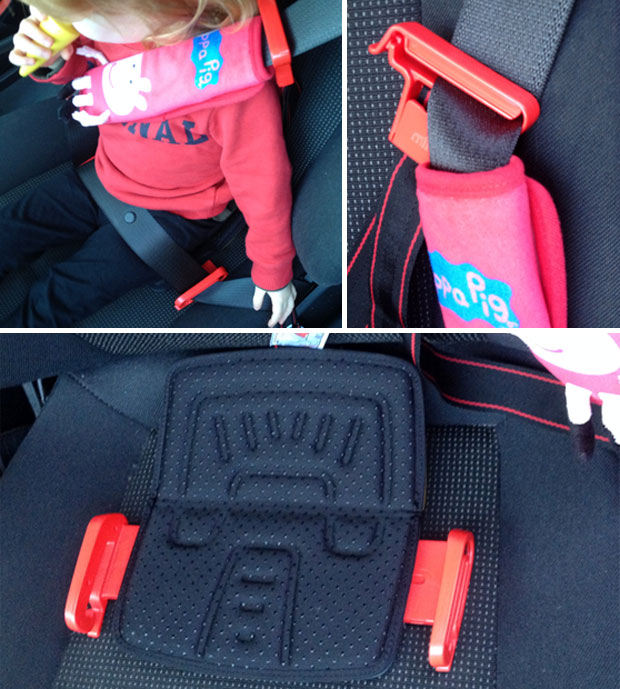 mifold the Grab-and-Go Car Booster Seat Review A Mum Reviews