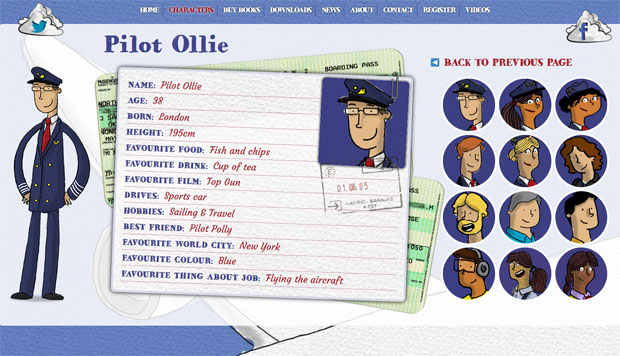 Book Review + Giveaway: Pilot Ollie & Pilot Polly's Amazing Adventures A Mum Reviews