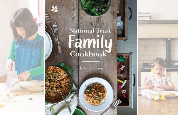 Book Review: National Trust Family Cookbook by Claire Thomson A Mum Reviews
