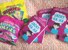 Hosting a Children's Book Club - Jacky Ha-Ha by James Patterson A Mum Reviews