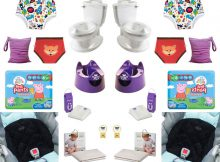 Our Potty Training Essentials - The Things We Found Most Useful A Mum Reviews