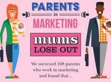Parents in Marketing – Mums Lose Out A Mum Reviews