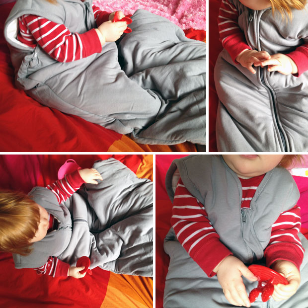 Slumbersac SIMPLY Baby Sleeping Bag Review A Mum Reviews