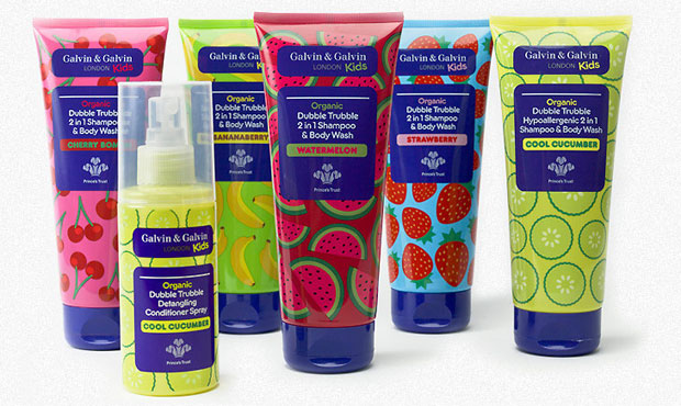 Daniel Galvin Jr's Organic Hair Care Range for Adults & Kids A Mum Reviews