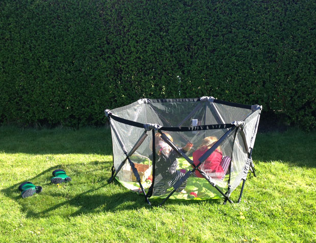 Summer Infant Pop N Play Portable Playpen Review A Mum